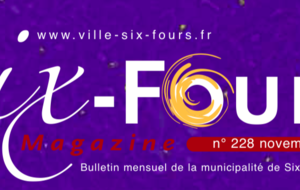 Six Fours Magazine Novembre 2017
